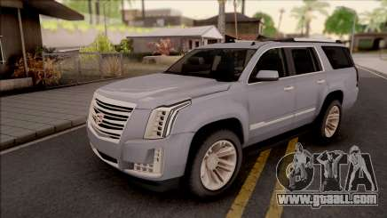 Cadillac Escalade 2016 for GTA San Andreas