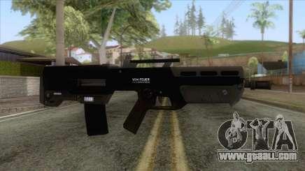 GTA 5 - Advanced Rifle for GTA San Andreas