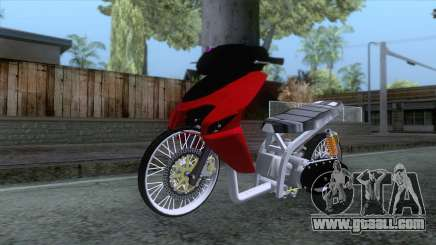 Honda Vario 110cc for GTA San Andreas