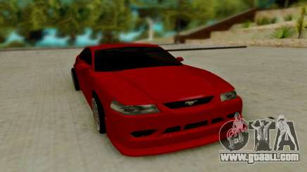 Ford Mustang Cobra SVT for GTA San Andreas
