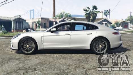 Porsche Panamera Turbo (971) 2017 [add-on]