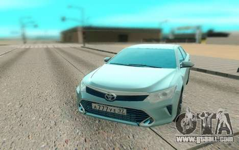 Toyota Camry V55 for GTA San Andreas