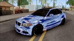 BMW 135i E82 Juca for GTA San Andreas