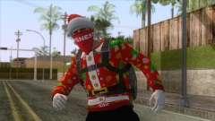 Christmas Skin 1 for GTA San Andreas