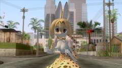 Kemono Friends - Serval Chan