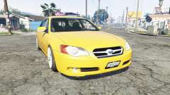 Subaru Legacy Touring Wagon (BP5) [replace] for GTA 5