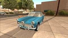 Alfa Romeo FNM 2000 JK 1960 for GTA San Andreas