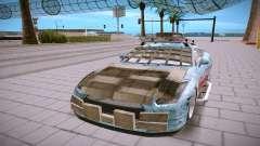 Nissan GTR R35 for GTA San Andreas