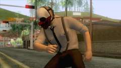 Payday 2 - Wolf Reservoir Dogs for GTA San Andreas