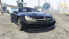 Mercedes-Benz SL 65 AMG (R230) v1.2 [replace] for GTA 5