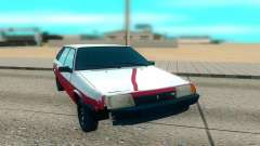 2109 red for GTA San Andreas