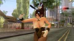 Mai Shiranui Bunny Skin for GTA San Andreas