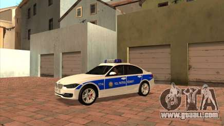 BMW 328i YPX for GTA San Andreas
