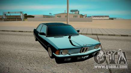 BMW E21 for GTA San Andreas