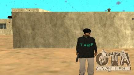 The Ballas Gang for GTA San Andreas