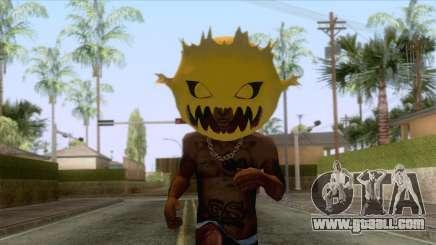 Final Fantasy Mobius - Oglock Skin v10 for GTA San Andreas
