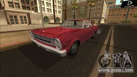 Ford Galaxie 500 1967 Beta for GTA San Andreas