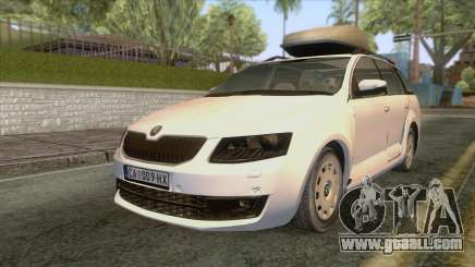 Skoda Octavia Mk3 Station Wagon for GTA San Andreas