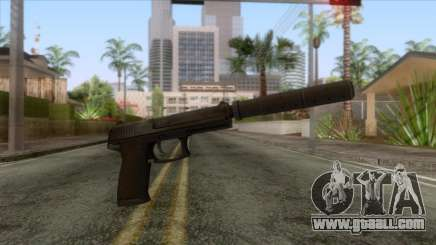 Heckler & Koch MK23 Silenced for GTA San Andreas