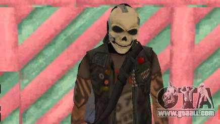 MFR Doomsday Heist for GTA San Andreas