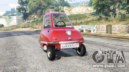 Peel P50 v1.1 [replace] for GTA 5