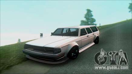 Volvo 945 for GTA San Andreas