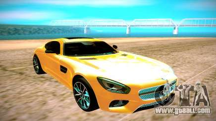 Mercedes-Benz AMG GT S for GTA San Andreas