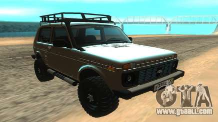 Niva 2121 for GTA San Andreas