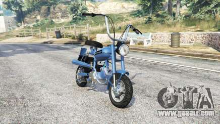 Romet Pony 50-M-2 [replace] for GTA 5