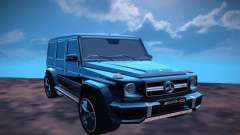 Mercedes AMG G63 Edition 463 for GTA San Andreas