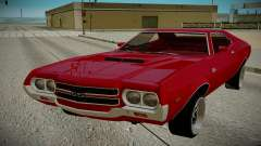 Chevrolet Chevelle 1972 for GTA San Andreas
