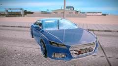 Audi TTS for GTA San Andreas