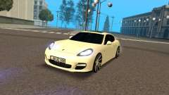 Porsche Panamera Turbo Armenian for GTA San Andreas