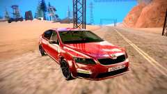 Skoda Octavia RS for GTA San Andreas