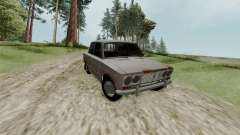 VAZ 2103 Rust for GTA San Andreas