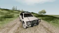 Mitsubishi Pajero v1.2 for GTA San Andreas