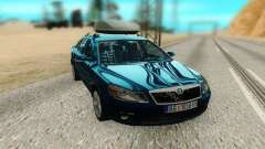 Skoda Octavia Mk2 for GTA San Andreas