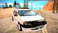 Renault Logan v3 for GTA San Andreas