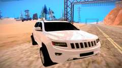 Jeep Grand Cherokee Limited for GTA San Andreas