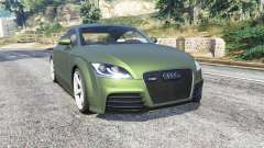 Audi TT RS (8J) 2013 v1.1 [replace]