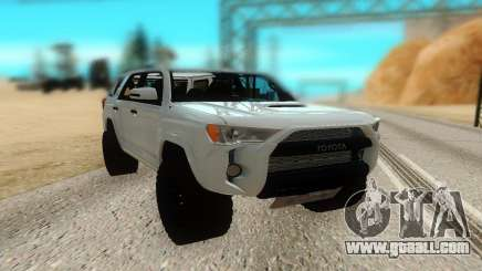 Toyota 4Runner for GTA San Andreas