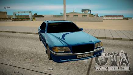 Mercedes-Benz C230 for GTA San Andreas