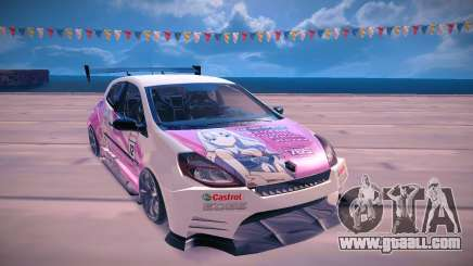 Renault Clio Cup for GTA San Andreas
