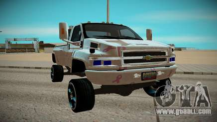 Chevrolet Kodiak C4500 for GTA San Andreas