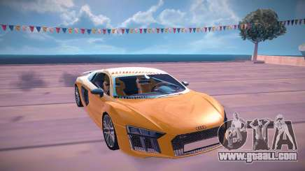 Audi V10 Plus for GTA San Andreas