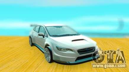 Subaru WRX STi 15 for GTA San Andreas