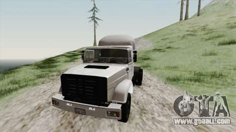 ZIL 133 05A for GTA San Andreas