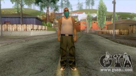 New Aztecas Skin 2 for GTA San Andreas