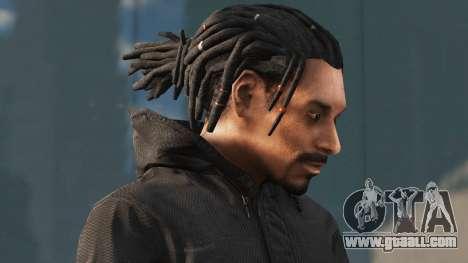 GTA 5 Snoop Dogg 1.1