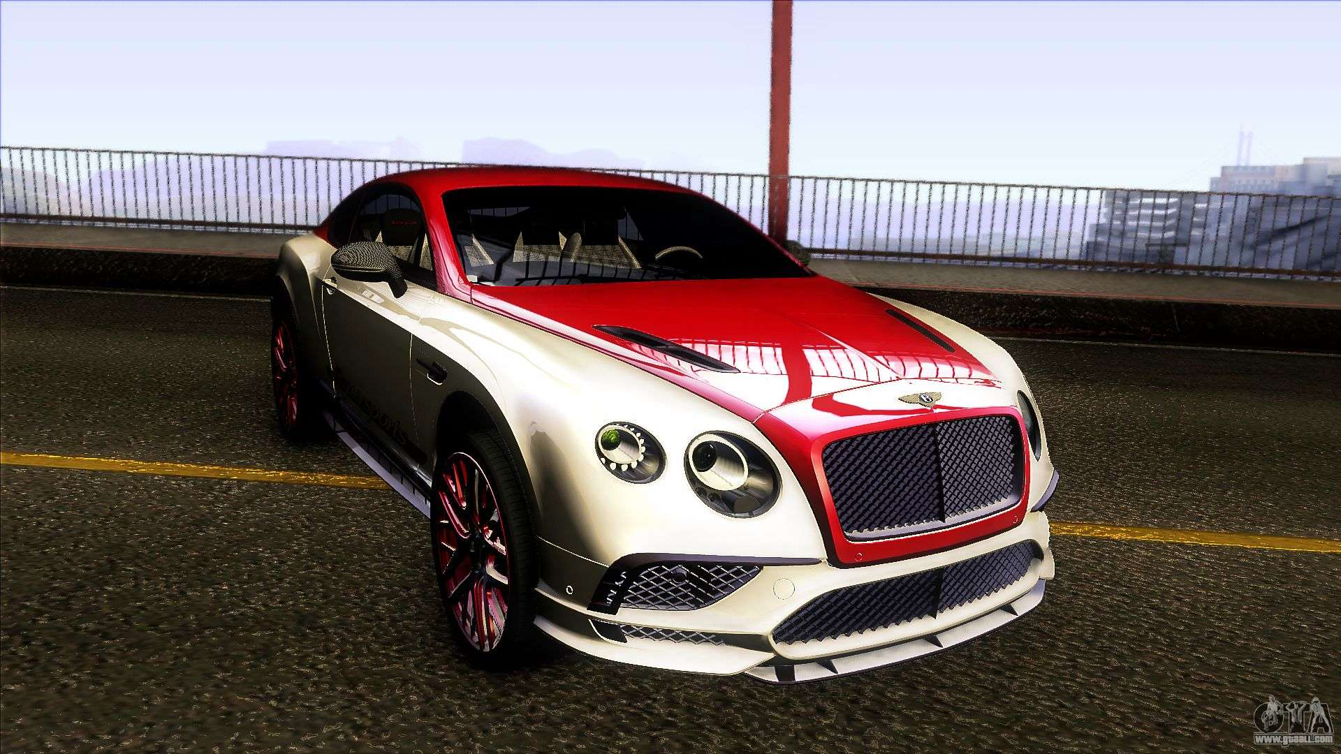 Bentley Continental SS 17 for GTA